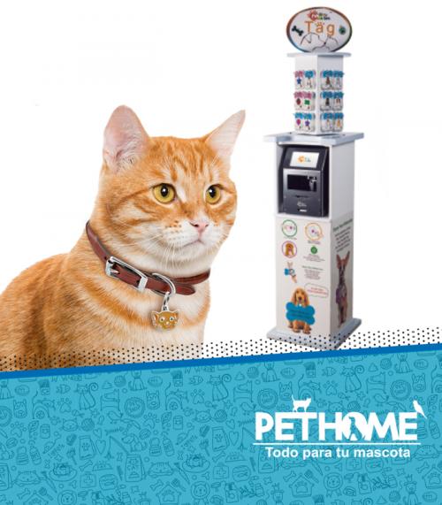 Servicio/Grabado de Placas para gatos