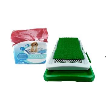 Pack Baño Ecológico + Pañal de Adiestramiento