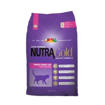 Nutra Gold Finicky Cat Para Gatos Sensibles