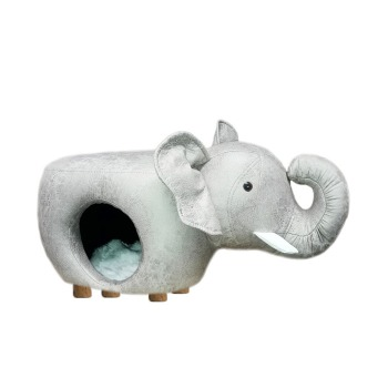 Rascador con banquillo  Diseño Elefante