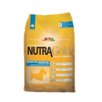 Nutra Gold Indoor Adult Microbites