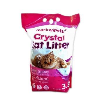 Arena a base de Micro cristales de gel Silica 3,2 kg