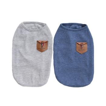 Camiseta con Mangas y Bolsillo espaldar
