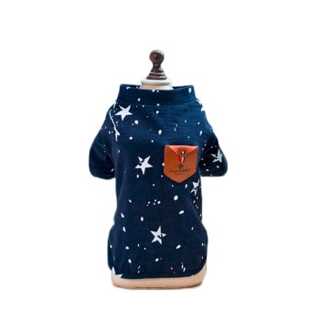 Camiseta con mangas diseño de estrellas