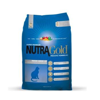 Nutra Gold Senior Cat