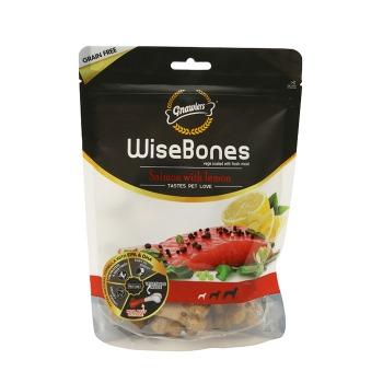 Snack Large Wisebones Salmón con Limón