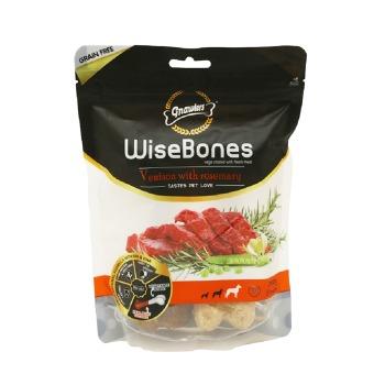 Snack Medium Wisebones Venado con Romero