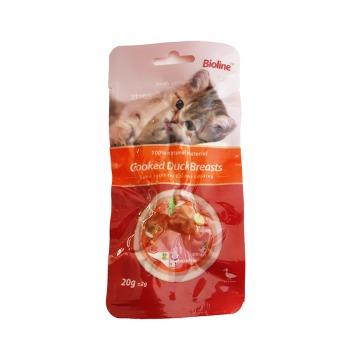 Bioline Snack Pechuga De Pollo Cocida
