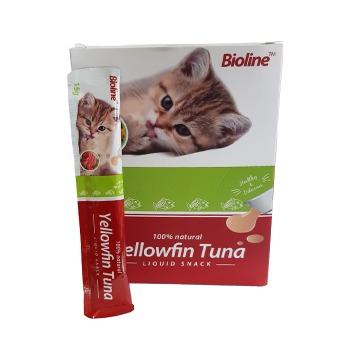 Bioline Snack En Pasta Yellowfin Tuna