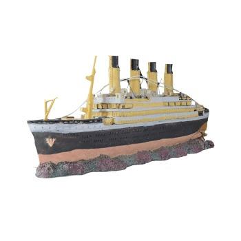 Titanic Grande Con Luces