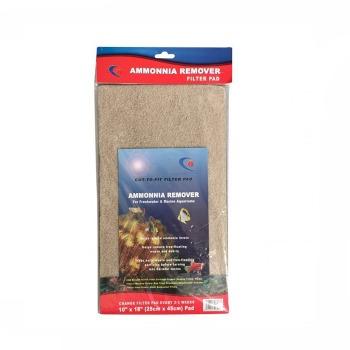 Material Filtrante Removedor De Amonios Para Filtros