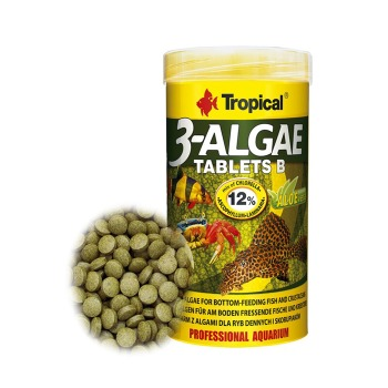 Tropical 3-Algae Tablets B