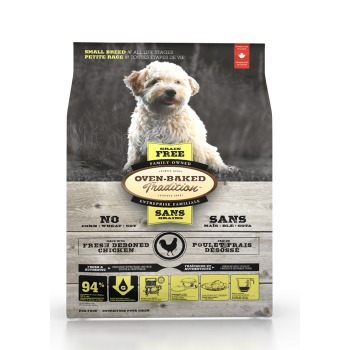 Oven Baked Grain Free Dog All Stages Small Breed