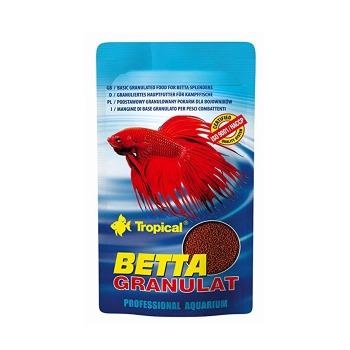 Tropical Granulat para Bettas