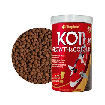 Tropical Koi Growth Color Pellet