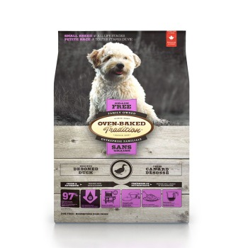 Oven-Baked Grain Free Canino Duck