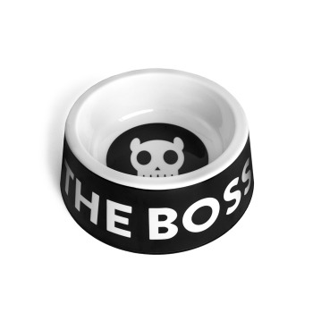 Zee Dog Bowl The Boss Black