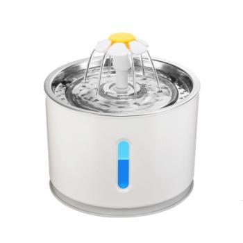 Fuente De Agua Con Sensor Flor