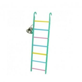 Escalera Con Campana Para Aves Unipet