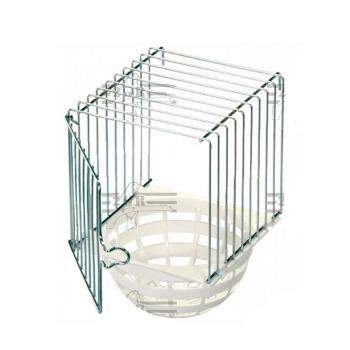 Nido Externo Con Base Plastica 10 Cm Diametro