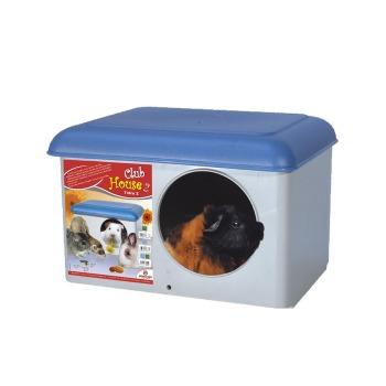 Casa Para Cuy Conejos Sin Base Tidra 2 Exclusivas