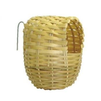 Nido Colgante Para Diamantes Fibra De Bamboo