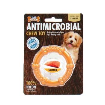 Aro Antimicrobial De Nylon Sabor Salmón