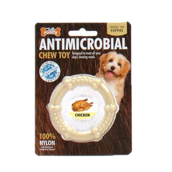 Aro Antimicrobial De Nylon Sabor Pollo