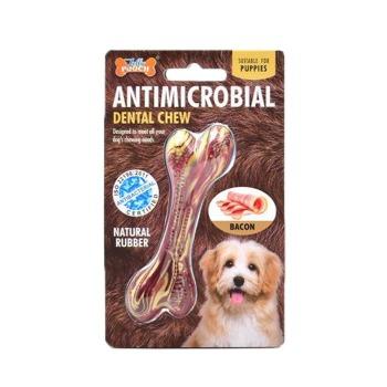 Antimicrobial De Caucho Sabor Tocino