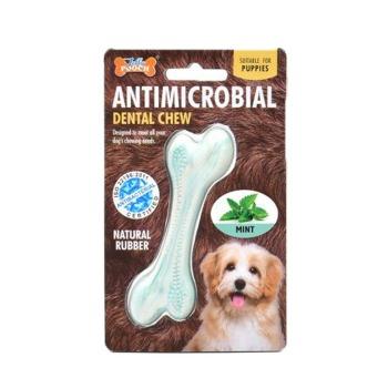Antimicrobial De Caucho Sabor Menta
