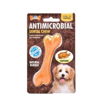 Antimicrobial De Caucho Sabor Pollo