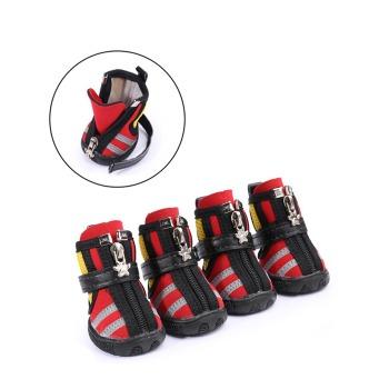 Zapatos Con Cierre para Razas pequeñas