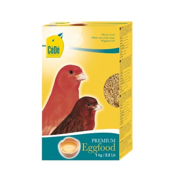 Cede Alimento para Aves Eggfood Huevo Red