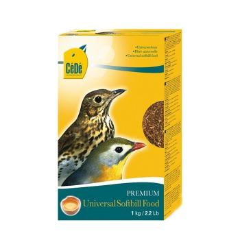 Cede Alimento para Aves Universal Softbill Food frutas e insectos
