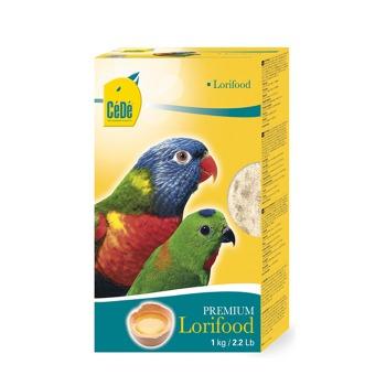 Cede Lorifood Alimento completo para Aves todas las especies