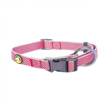 Wonder Dog Collar Iron Red