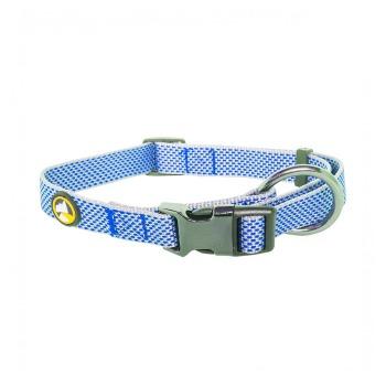 Wonder Dog Collar Iron Blue