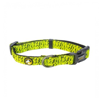 Wonder Dog Collar Leonar - Lime Green