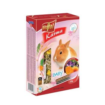 Vitapol Alimento para conejos Bebes hasta 3 meses