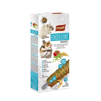Vitapol Excellent Snack Completo Hamster y Jerbos