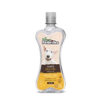 Shampoo De Avena y Miel