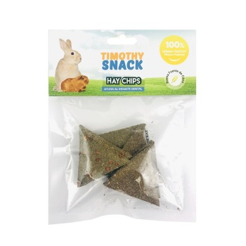Timothy Snack Chips de heno