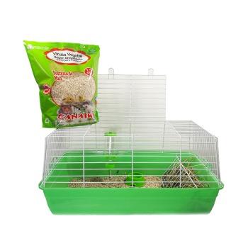Kit Básico Para Conejos Pequeños