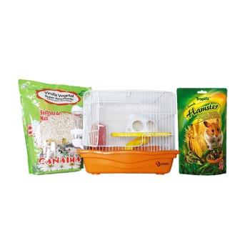 Kit Jaula para Hamster