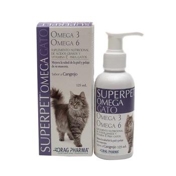 Superpet Omega 6/3 Para Gatos