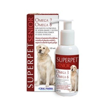 Superpet Omega 6/3 Senior