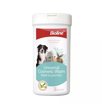Bioline Toallitas Cosmeticas