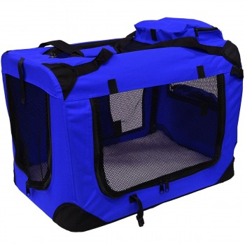 Transportadora - Corral de Tela Azul