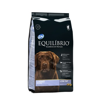Equilíbrio Light Adult Razas Medianas