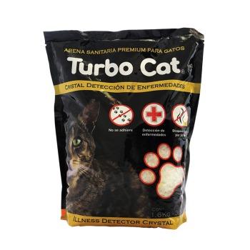 Top k9 Arena Turbo Cat Cristal Detección de Enfermedades